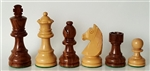 "3"" German Knight Chess Pieces"