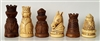 "2.5"" Small Medieval Chess Pieces"