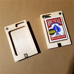 Folding Travel Cribbage Board