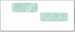 ADP Compatible Double Window Envelope (Box of 1,000)