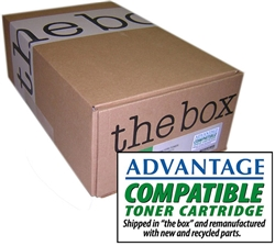 Advantage CE390A Toner Cartridge for HP LaserJet Enterprise 600 Series: M601, M602, M603