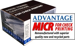Advantage MICR Toner Cartridge for HP LaserJet 1000/1200/3300