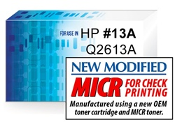 Premium MICR Toner Cartridge for HP LaserJet 1300