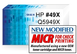 Premium High Yield MICR Toner for HP LaserJet 1320 / 3390