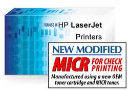 Premium MICR Toner Cartridge for HP Color LaserJet 4500, 4550
