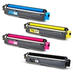 Premium Brother TN225Y TN 225 YELLOW TONER