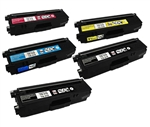 TN-310Y or TN-315Y Toner Cartridge