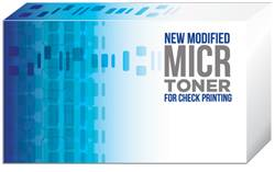 Genuine CB435A MICR Toner Cartridge - New