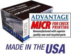 Advantage Dell 1100/1110 MICR Toner Cartridge