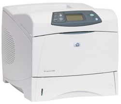 Hewlett Packard LaserJet 4250 MICR Laser Printer