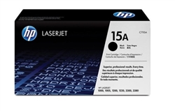 Genuine HP 1000/1200/3300 Toner Cartridge - New