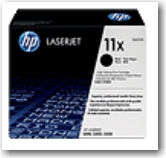 Genuine HP 2400 Maximum Yield Toner Cartridge - Q6511X
