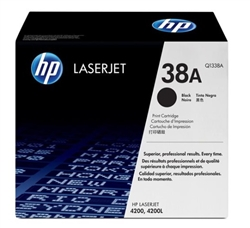Genuine HP 4200 Toner Cartridge (Q1338A) - New
