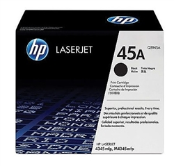 Genuine HP LaserJet 4345 Toner Cartridge - Q5945A