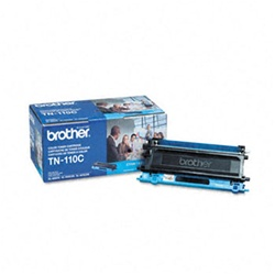 Genuine Brother HL-4040/DCP-9040/MFC-9440/MFC-9840 Cyan Toner - TN110C