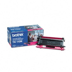 Genuine Brother HL-4040/DCP-9040/MFC-9440/MFC-9840 Magenta Toner - TN110M