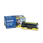 Genuine Brother HL-4040/DCP-9040/MFC-9440/MFC-9840 Yellow Toner - TN110Y
