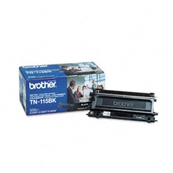 Genuine Brother HL-4040/DCP-9040/MFC-9440/MFC-9840 High Yield Black Toner - TN115BK