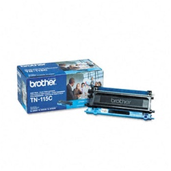 Genuine Brother HL-4040/DCP-9040/MFC-9440/MFC-9840 High Yield Cyan Toner - TN115C