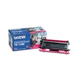 Genuine Brother HL-4040/DCP-9040/MFC-9440/MFC-9840 High Yield Magenta Toner - TN115M