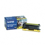 Genuine Brother HL-4040/DCP-9040/MFC-9440/MFC-9840 High Yield Yellow Toner - TN115Y