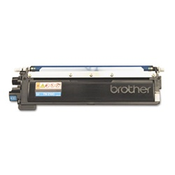 Genuine Brother HL-3040/HL-3070CW/MFC-9010CN/MFC-9120CN/MFC-9320CW Cyan Toner - TN210C