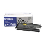Genuine Brother TN360 High Yield Toner