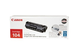 Genuine Toner Cartridge for Canon 104