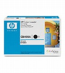Genuine HP CP4005 Black ColorSphere Smart Print Cartridge CB400A