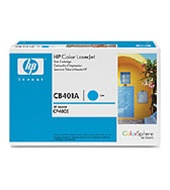Genuine HP CP4005 Cyan ColorSphere Smart Print Cartridge CB401A