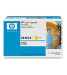 Genuine HP CP4005 Yellow ColorSphere Smart Print Cartridge CB402A