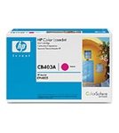 Genuine HP CP4005 Magenta ColorSphere Smart Print Cartridge CB403A