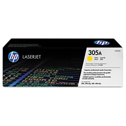 Genuine HP M451dn / MFP M475dn Yellow Toner Cartridge CE412A