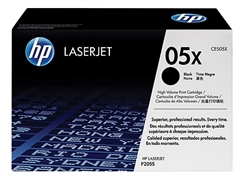 HP P2055 Series Toner -CE505X