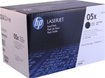 HP P2055 Series Dual Pack Toner -CE505XD
