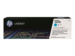 Genuine HP MFP M276NW / M251NW Cyan Toner Cartridge CF211A