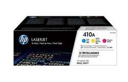 Genuine HP CF251AM M452 / M377 / M477 Tri Pack Toner CF251AM 410A
