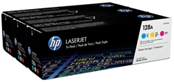 Genuine HP CP1525 / CM1415 MFP / CP 1525nw CF371AM Tri-Pack Toner Cartridge
