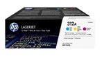 Genuine HP M476dn, M476dw, M476nw CF440AM Tri-Pack Toner Cartridge