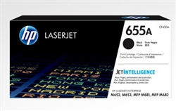 Genuine HP LaserJet Enterprise color Printer M652dn / M652n M653dn M653x Black Laser Toner Cartridge CF450A
