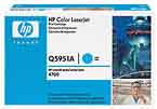 Genuine HP 4700 Cyan Colorsphere Toner Cartridge - Q5951A