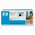 Genuine HP 1600/2600 Black Print Cartridge Q6000A