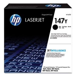 Genuine HP W1470Y Toner For HP LaserJet M611, M612