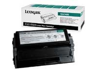 Genuine Lexmark E321/323 High Yield Return Program Toner Cartridge - 12A7405