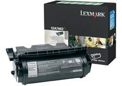 Genuine Lexmark T630/T632/T634/X630/X632/X634 High Yield Return Program Toner Cartridge - 12A7462