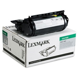 Genuine Lexmark T632/T634/X632/X634 Extra High Yield Return Program Toner Cartridge - 12A7465
