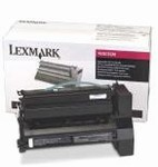 Genuine Lexmark C752/C760/C762/X752/X762 Magenta Return Program Toner - 15G041M
