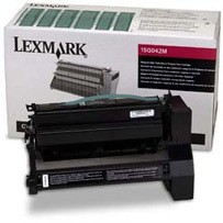 Genuine Lexmark C752/C762/X752e/X762e High Yield Magenta Return Program Toner Cartridge - 15G042M