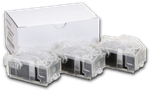 Genuine Lexmark Staple Cartridges (3 Pack - 5,000 staples per cartridge) - 25A0013