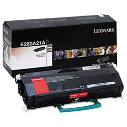 Genuine Lexmark E260/E360/E460/E462 Series Toner Cartridge - E260A21A